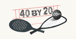 40 by 20 Racquetball Blog