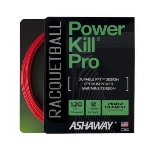 Ashaway Powerkill Pro Racquetball Strings Set