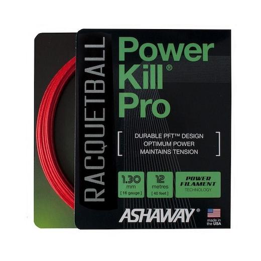 Ashaway Powerkill Pro Racquetball Strings Set
