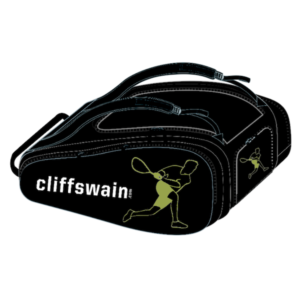 Cliff Swain Signature Series racquetball bag