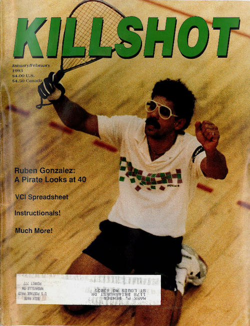 Killshot Magazine - Jan/Feb 1993