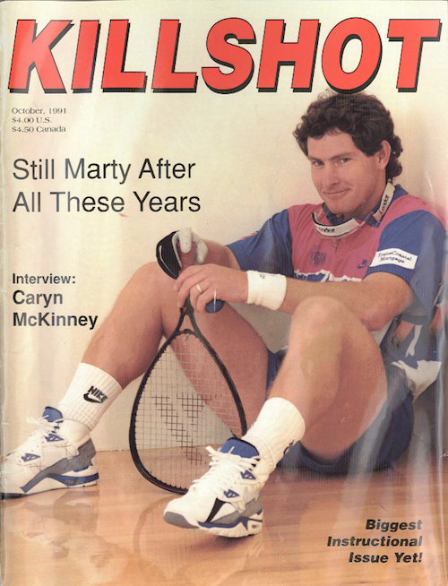 Killshot Magazine - Oct 1991