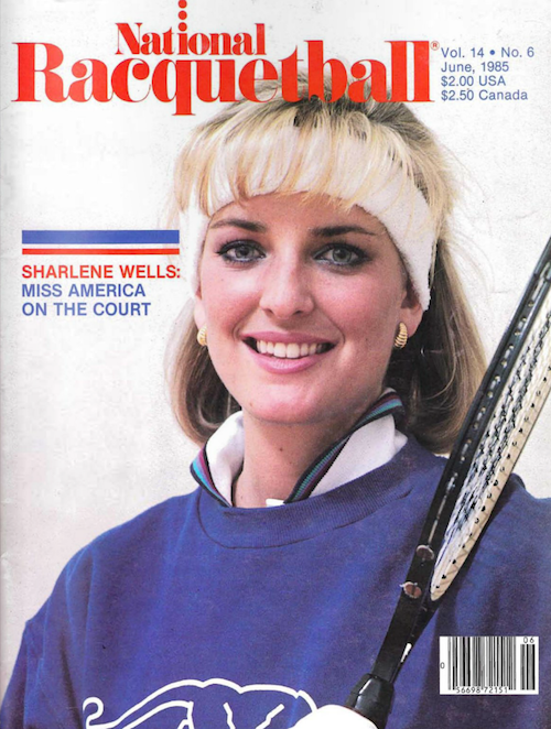 National Racquetball - June 1985