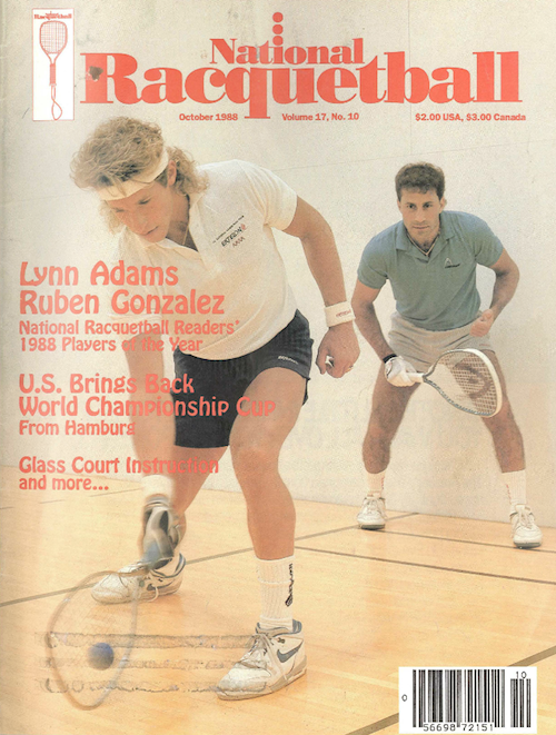 National Racquetball - Oct 1988