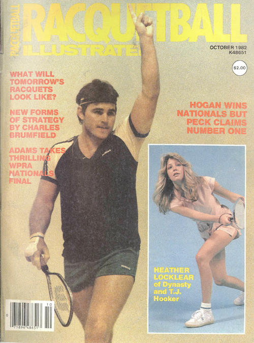 Racquetball Illustrated - Oct 1992
