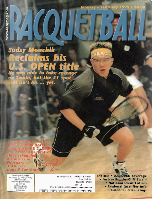 Racquetball Magazine - Jan/Feb 1999