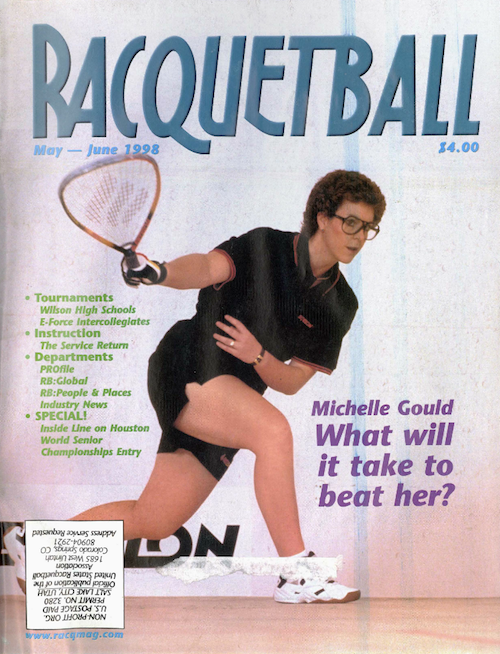 Racquetball - May June 1998