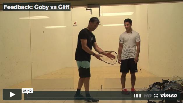 Feedback: Coby Iwaasa vs Cliff Swain