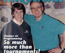 Racquetball – May/June 2000