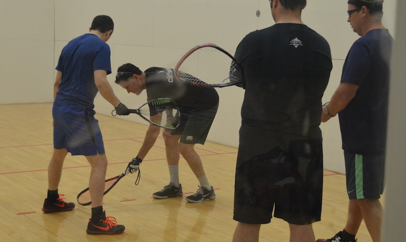 Cliff Swain Racquetball Camp 3