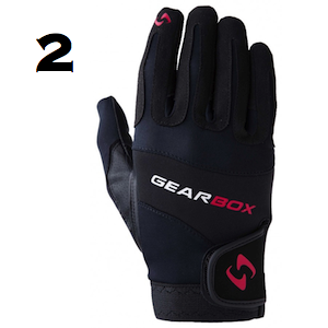Gearbox Movement Glove - 2 pack, available at CliffSwain.com