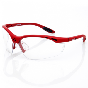 Gearbox Vision Eyewear - Red Frame