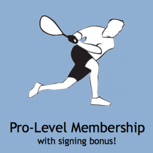 Pro-Level Membership with Signing Bonus