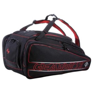 Gearbox Anniversary Collection Ally Bag - Red available at CliffSwain.com