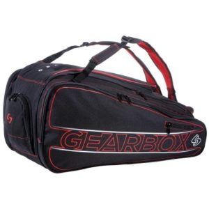 Gearbox Anniversary Collection Club Bag - Red available at CliffSwain.com