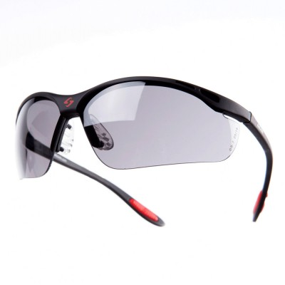 Gearbox Vision Eyewear - Slim Fit Smoke Black available at CliffSwain.com