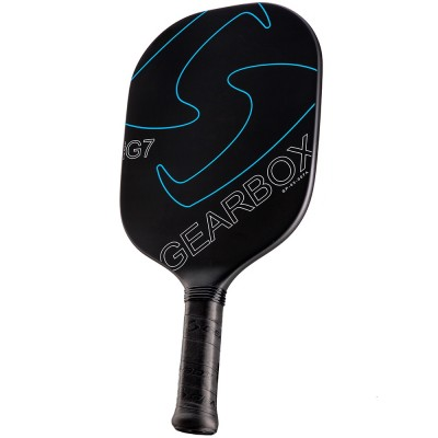 Gearbox G7 Blue Pickleball Paddle available at CliffSwain.com