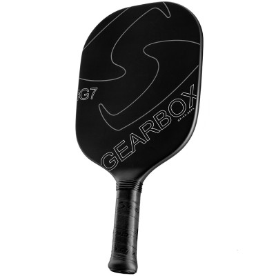 Gearbox G7 White Pickleball Paddle available at CliffSwain.com