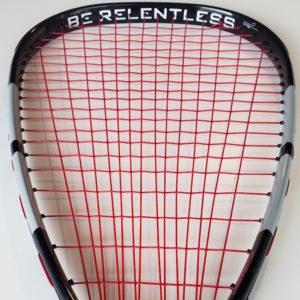 Be Relentless 175g Racquetball Racquet - Cliff Swain