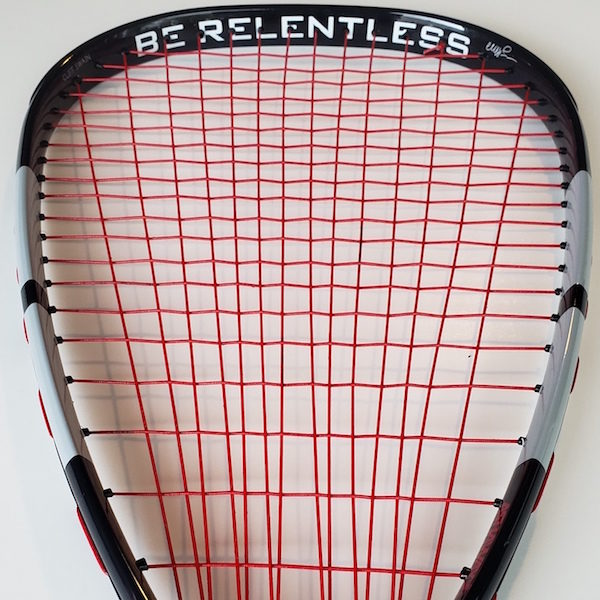 Be Relentless 175g Racquetball Racquet - Cliff Swain
