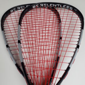 Be Relentless Racquet Pair - Cliff Swain