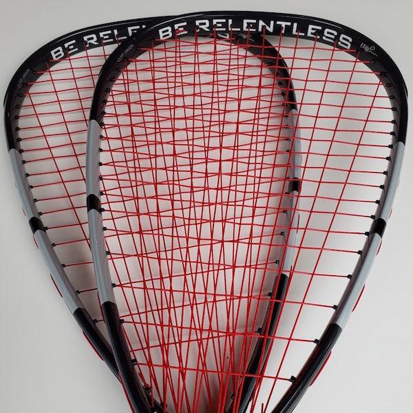 Be Relentless Racquet Pair - Cliff Swain