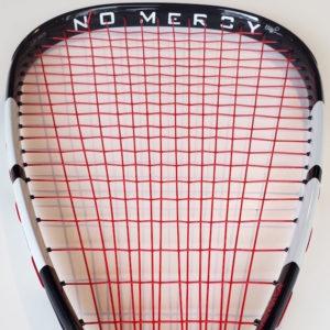 No Mercy 165g Racquetball Racquet - Cliff Swain