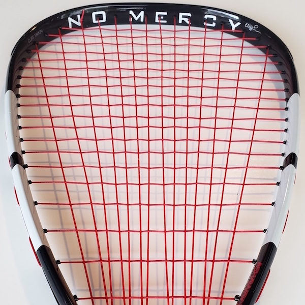 No Mercy 165g Racquetball Racquet - Cliff Swain
