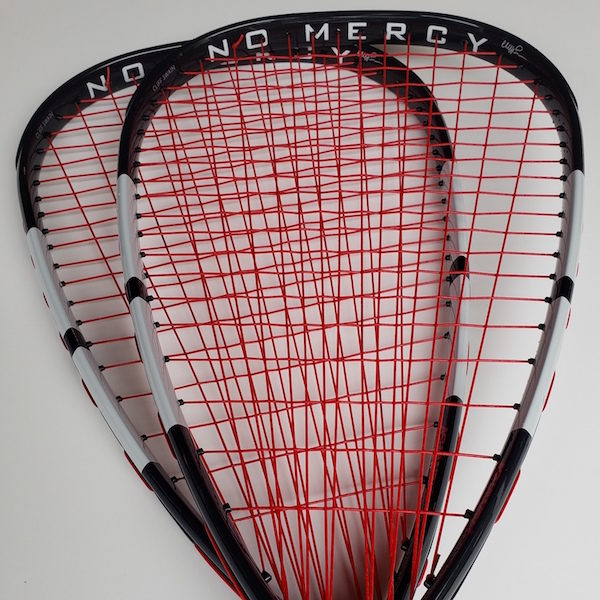 No Mercy Racquet Pair - Cliff Swain