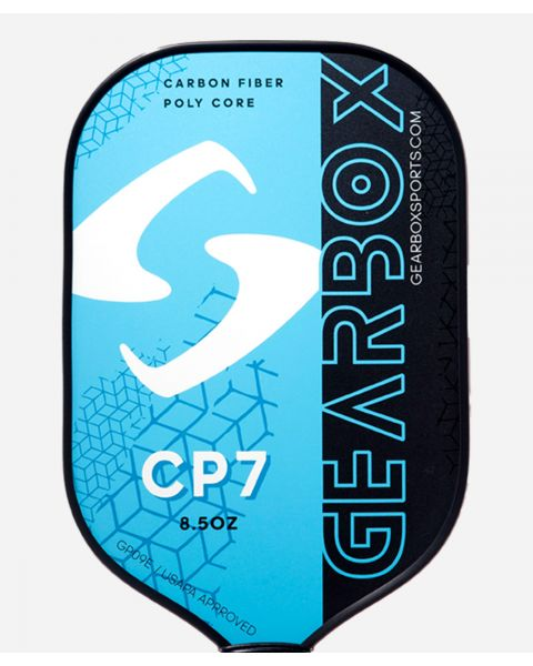 Gearbox Pickleball CP7 Blue 8.5 oz